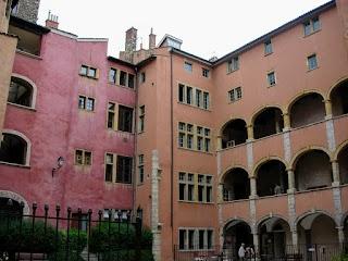 Maison des Avocats à Lyon