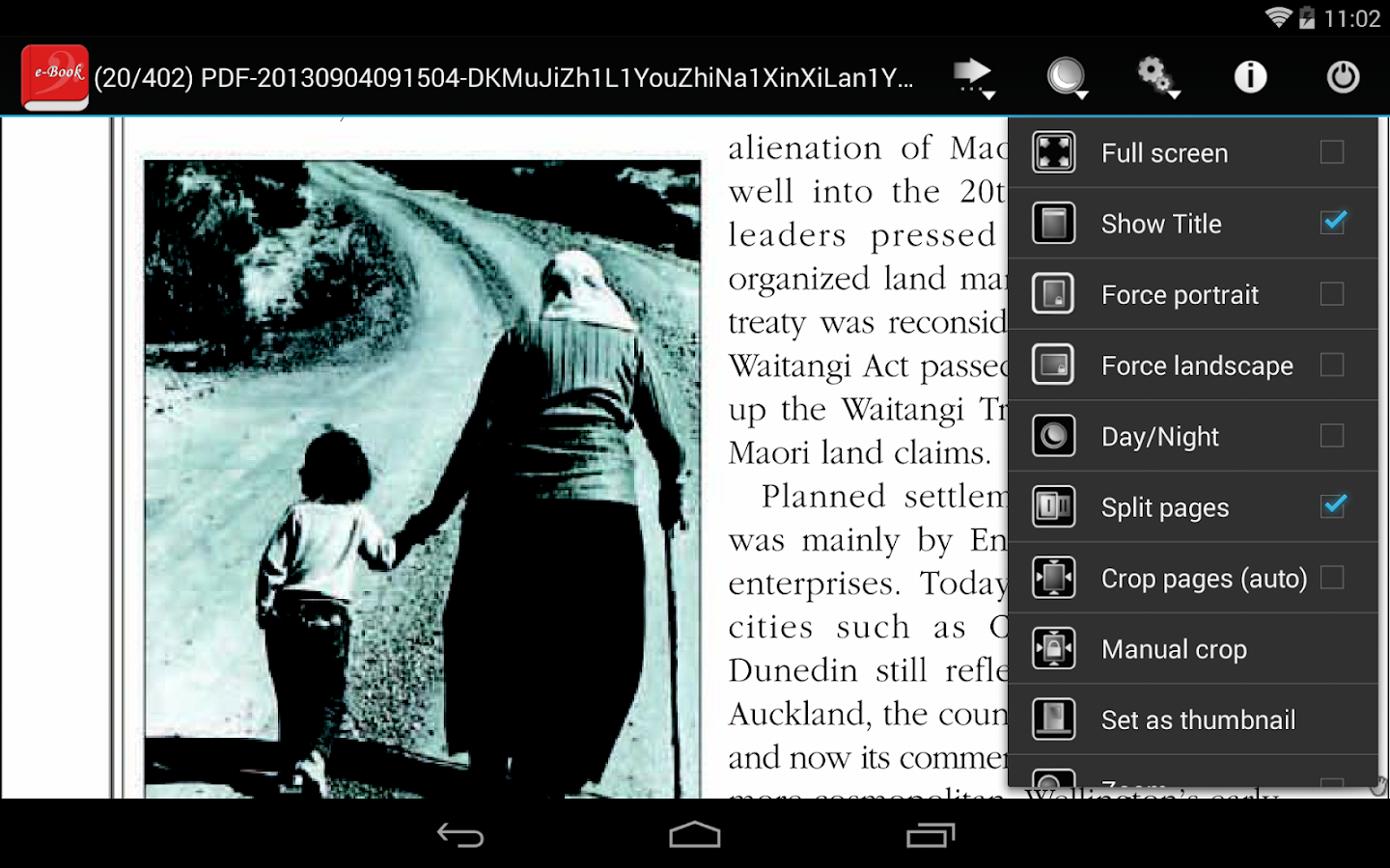 Ebook reader pdf reader android apps on google play ebook reader pdf reader screenshot fandeluxe Epub