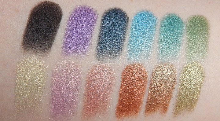 Sleek i-Divine The Original - Swatches