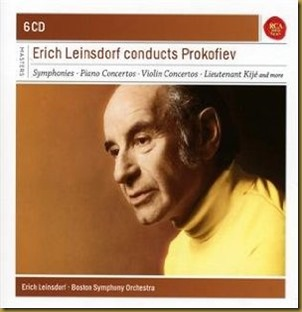 Prokofiev Leinsdorf