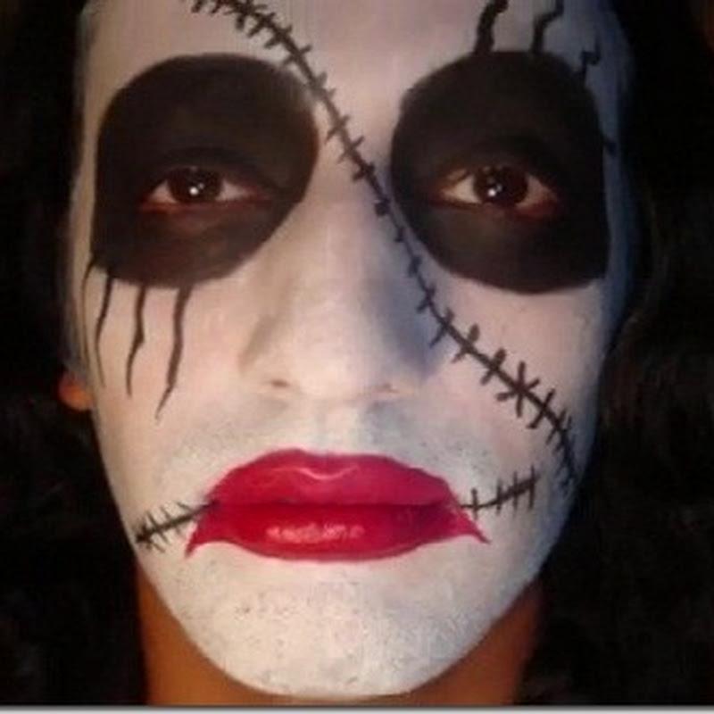 Ideas para maquillajes de terror halloween
