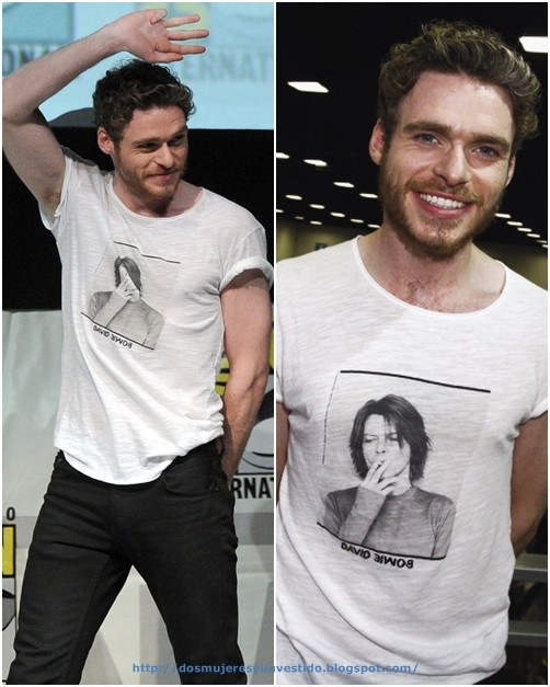 Richard Madden Game Thrones Panel Comic Con (3)