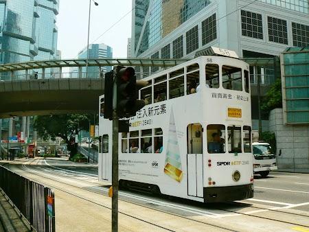 Tramvai Hong Kong