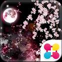 枝垂桜 for[+]HOMEきせかえテーマ icon