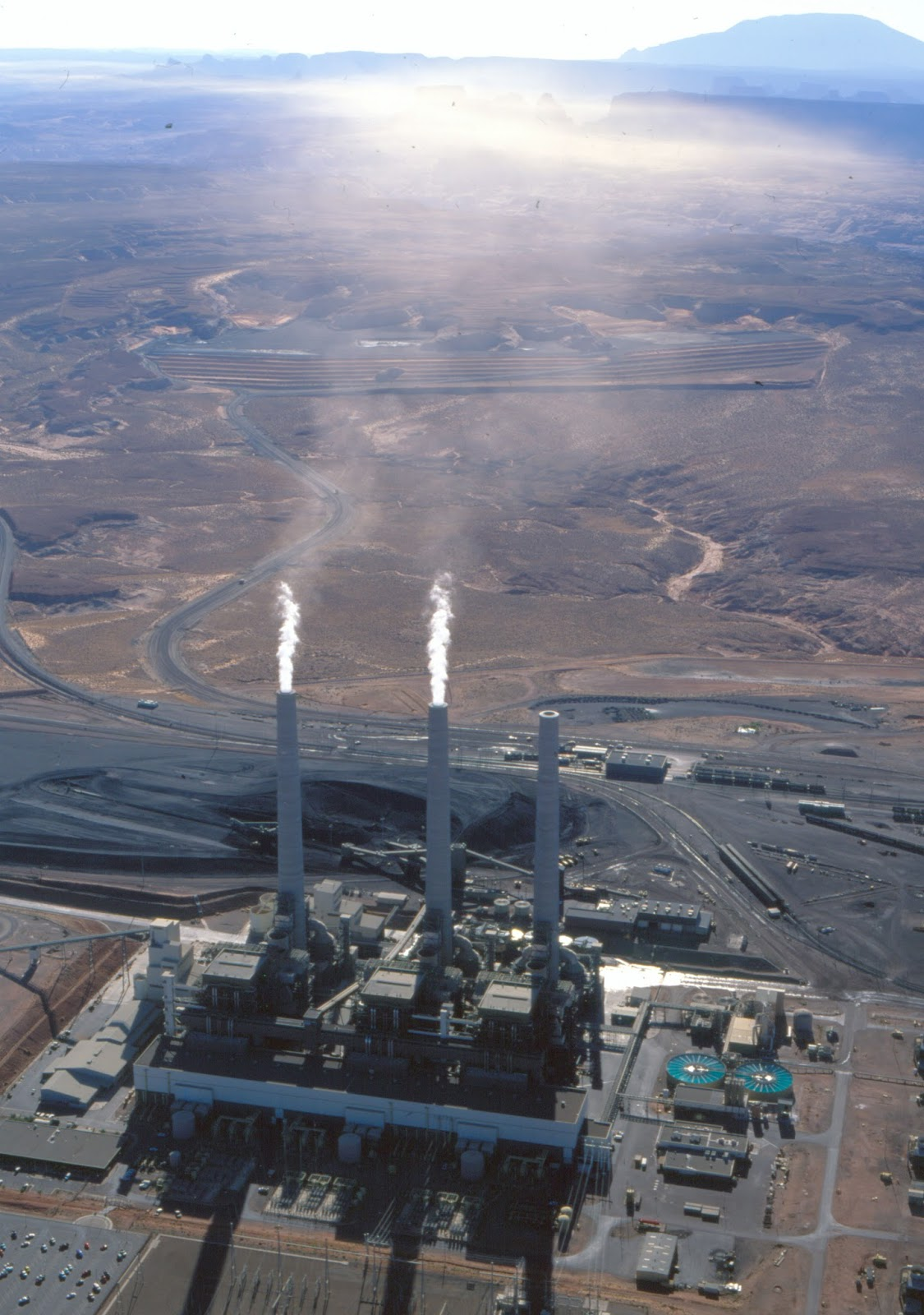 Navajo Generating Station poisoning Navajoland and Grand Canyon