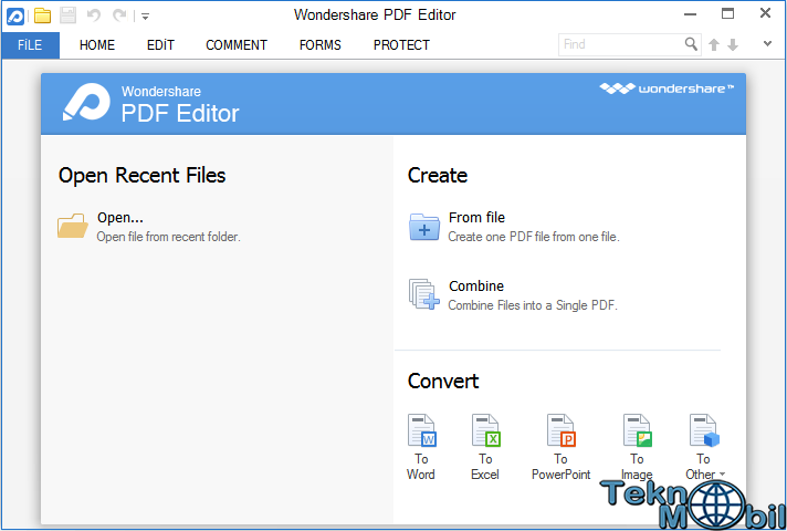 Wondershare PDF Editor full