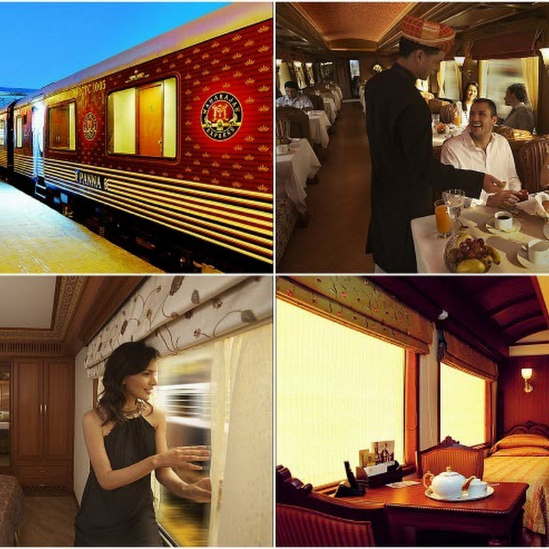 Maharajas' Express: The Most Expensive Train in India