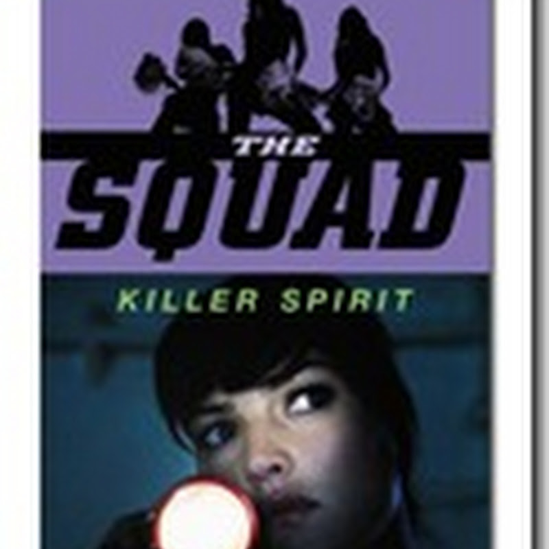 Review: Killer Spirit [The Squad, book 2]