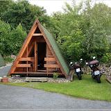 unsere Wanderhütte
