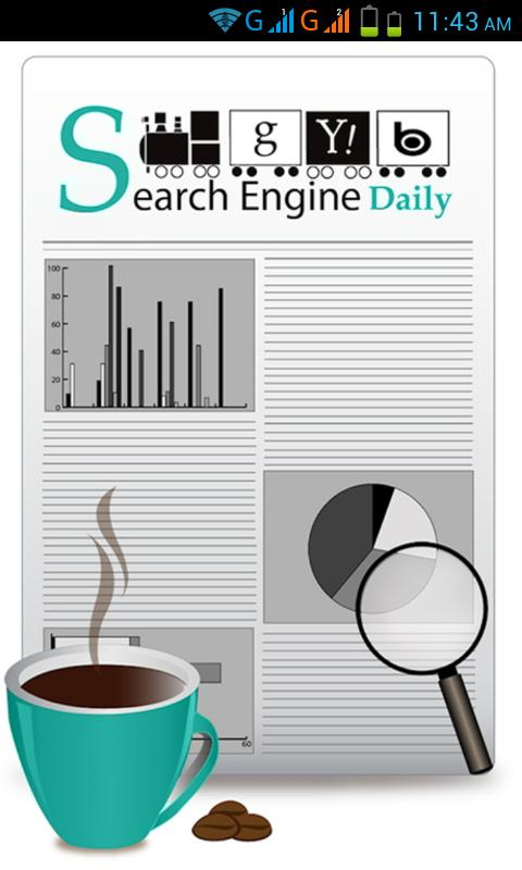Search Engine Daily - screenshot