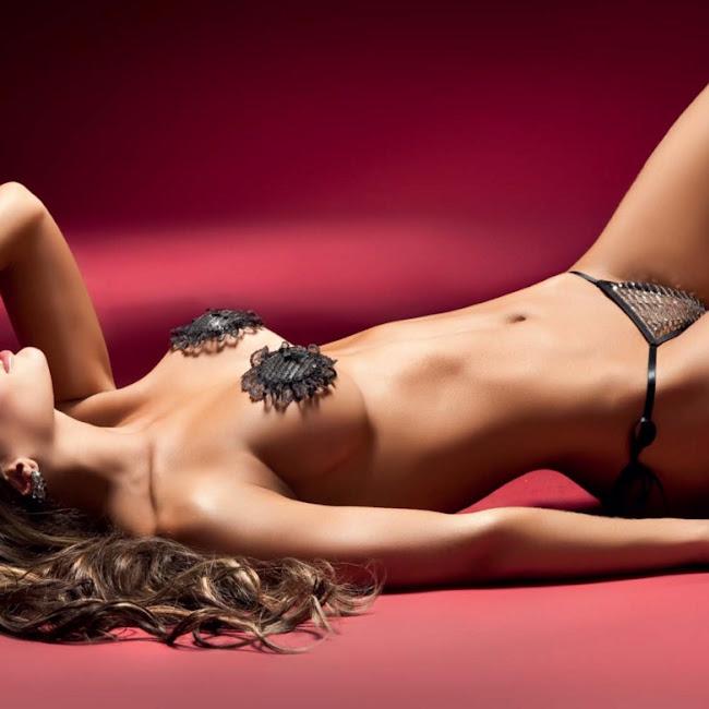 Natalia Velez Sexy Lenceria Besame Foto 92