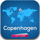 Copenhagen City Guide icon