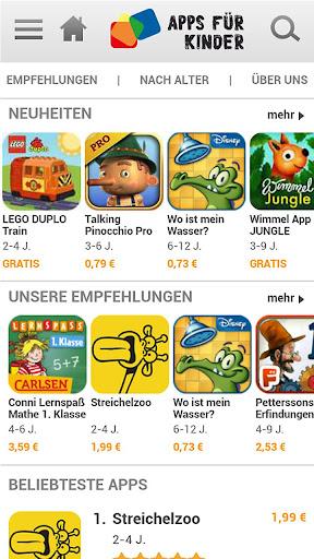 myToys Apps für Kinder
