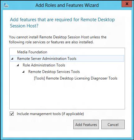 Installing Remote Desktop Services on a Windows Azure