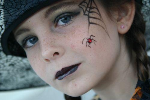 Ideas De Maquillaje De Bruja Para Halloween Actividades Para Ninos - Maquillaje-bruja-para-nia