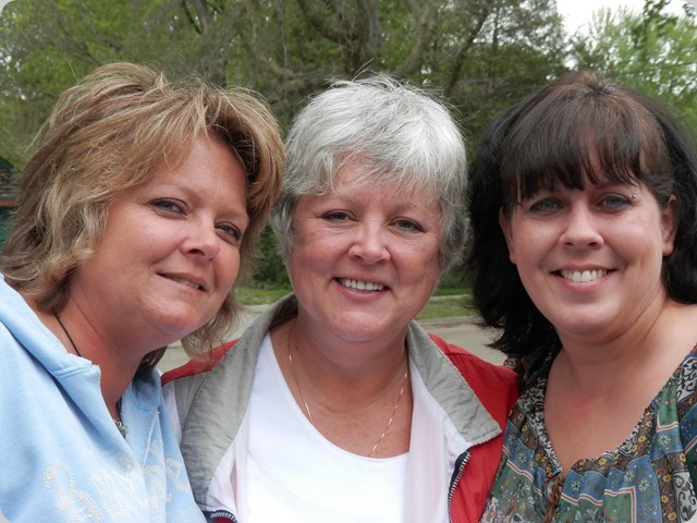 The 3 moms in my life :)
