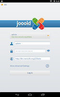 Screenshot of Joooid! Joomla for Android