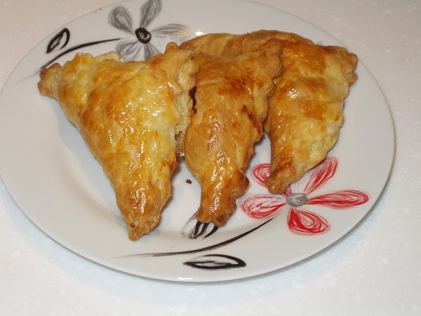 Goat Cheese Pies