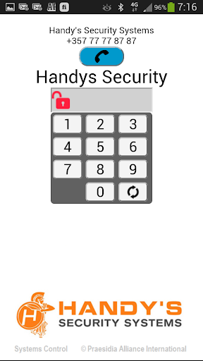 Handys Security