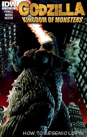 P00001 - Godzilla - Kingdom of Mon