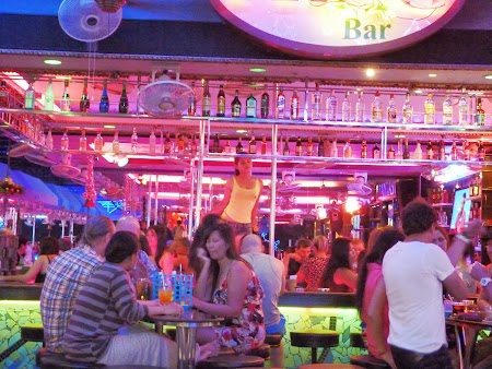 Dansatoare bar Pattaya