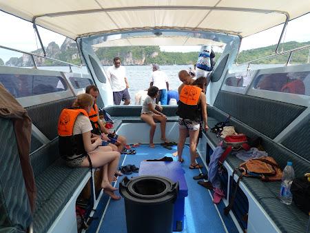 Snorkelling in Thailanda