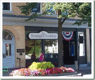 Bennington Bookshop