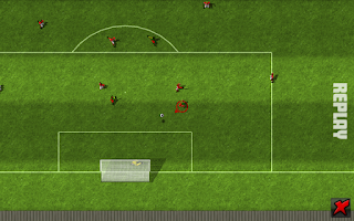 Screenshot of Super Soccer Champs - SALE