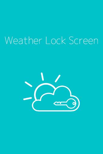 WeatherLockScreen 3.2 Windows u7528 1