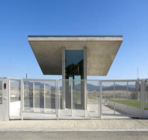 cubierta casa de hormigon armado