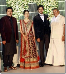 dulquar salman wedding reception4