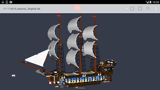 Buf3D 3d and lego model viewer- screenshot thumbnail