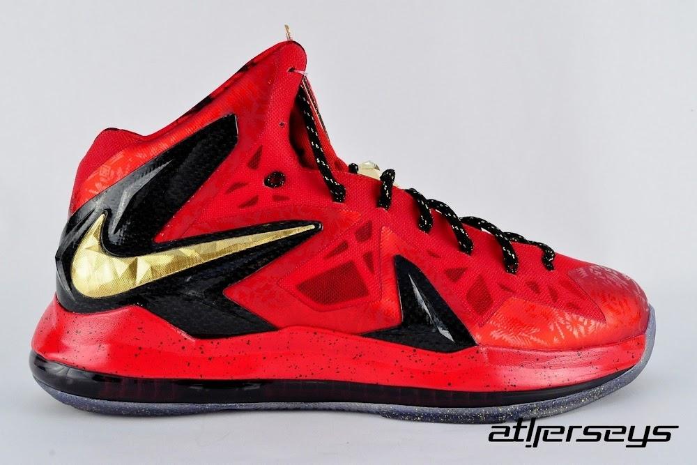 wholesale dealer 8a5f6 6f296 The Latest Nike LeBron 10s PS Elite MVP Championship Pack