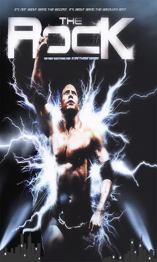 The Rock LIVE