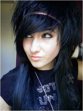 perfect and creative emo hairstyles for girls  fashion 2d