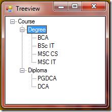 MICROSOFT VISUAL BASIC  NET : TreeView