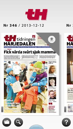 Tidningen Härjedalen e-tidning