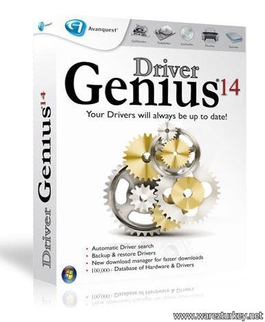Driver Genius Professional 18 Full Crack Serial Key