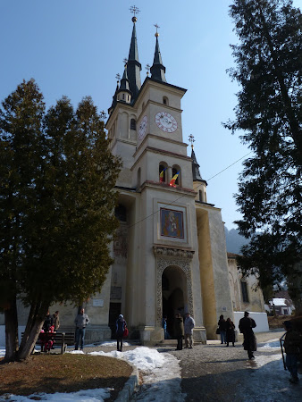 Imagini Romania: Biserica Sf. Nicolae din Schei