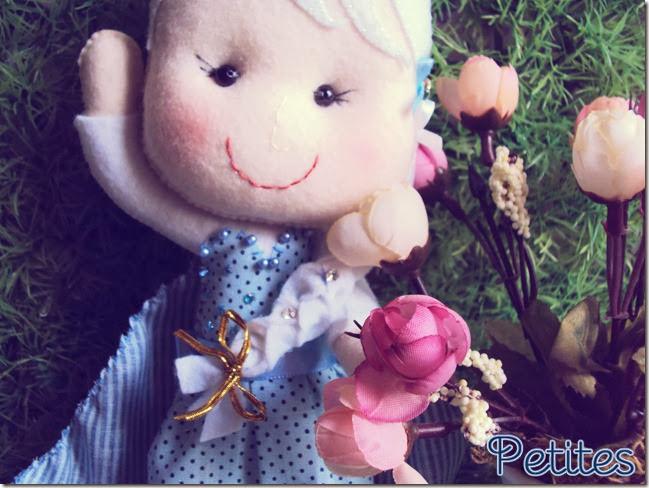 Elsa Saudades De Voces: .: Dolls Petites: Elsa, Frozen