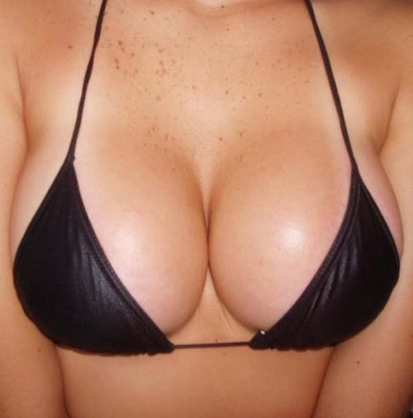 Women with big fake boobs-2927