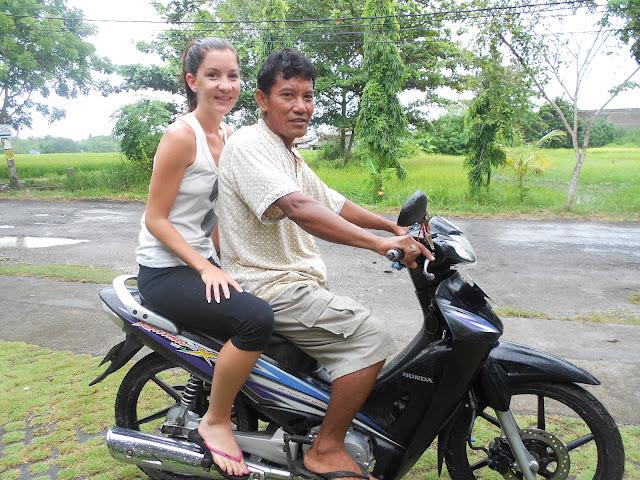 bali, riding motorbike bali