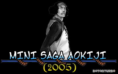 One Piece - Saga Aokiji