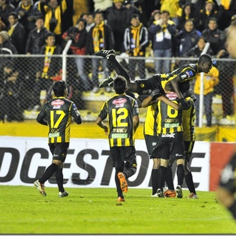 Libertadores 2014: The Strongest vence 2 - 0 a Defensor Sporting (+Video)