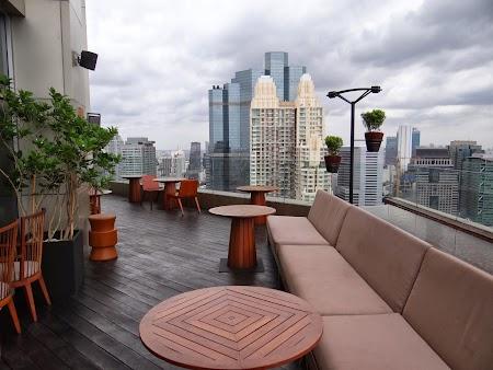 Sky Bar Anantara - ziua