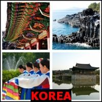 KOREA- Whats The Word Answers