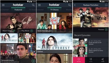 Hotstar Live TV Movies Cricket | Apps