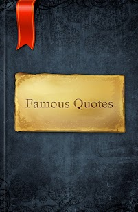53,000+ Famous Quotes Free - screenshot thumbnail