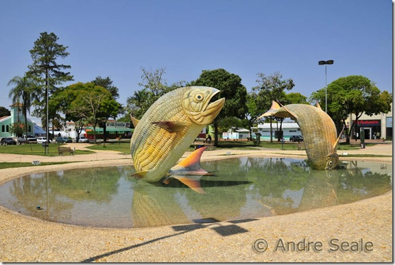 Monumento às Piraputangas