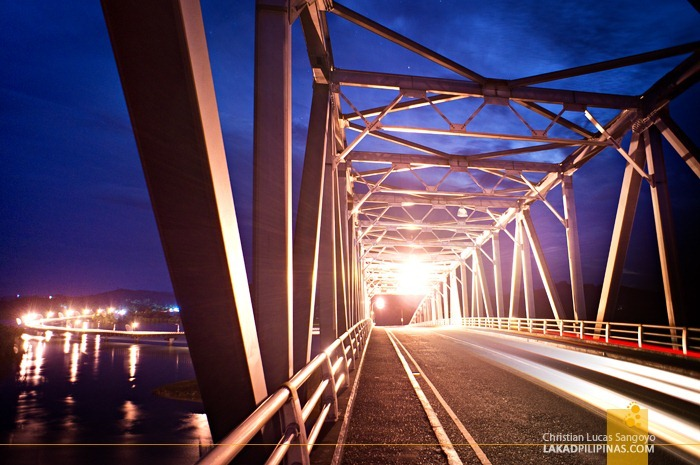 Night Shoot at San Juanico Bridge